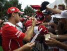 Sebastian Vettel Ferrari Austrian GP F1/2017