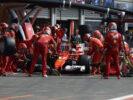G.P. BELGIO F1/2017 - SPA FRANCORCHAMPS Kimi Raikkonen Ferrari