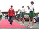 Kimi Raikkonen Ferrari British GP F1 2017