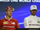 Hamilton: Title hopes not over for Vettel
