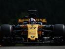 Nico Hulkenberg (GER) Renault Sport F1 Team RS17. Belgian Grand Prix 2017 Spa-Francorchamps, Belgium.