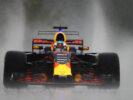 Daniel Ricciardo Red Bull Belgian GP F1 2017