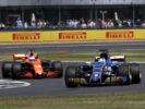 Marcus Ericsson (SWE), Sauber F1 Team. Silverstone Circuit. British GP 2017