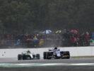 Pascal Wehrlein (D), Sauber F1 Team. Silverstone Circuit. British GP 2017