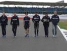Marcus Ericsson (SWE) Sauber F1 Team. Silverstone Circuit track walk. British GP 2017