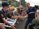 Marcus Ericsson (SWE), Sauber F1 Team. Circuit Spa-Francorchamps autograph session Belgian GP F1/2017