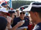 Marcus Ericsson (SWE), Sauber F1 Team. RedBull Ring autograph session. Austrian GP F1/2017