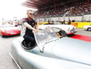 Kevin Magnussen parade Spa Francorchamps, Belgium. Sunday 27 August 2017.