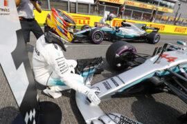 Lewis Hamilton Belgian GP F1 2017