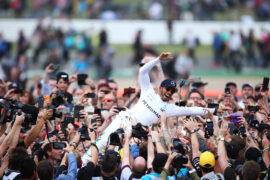 Lewis Hamilton winner of British GP F1 2017