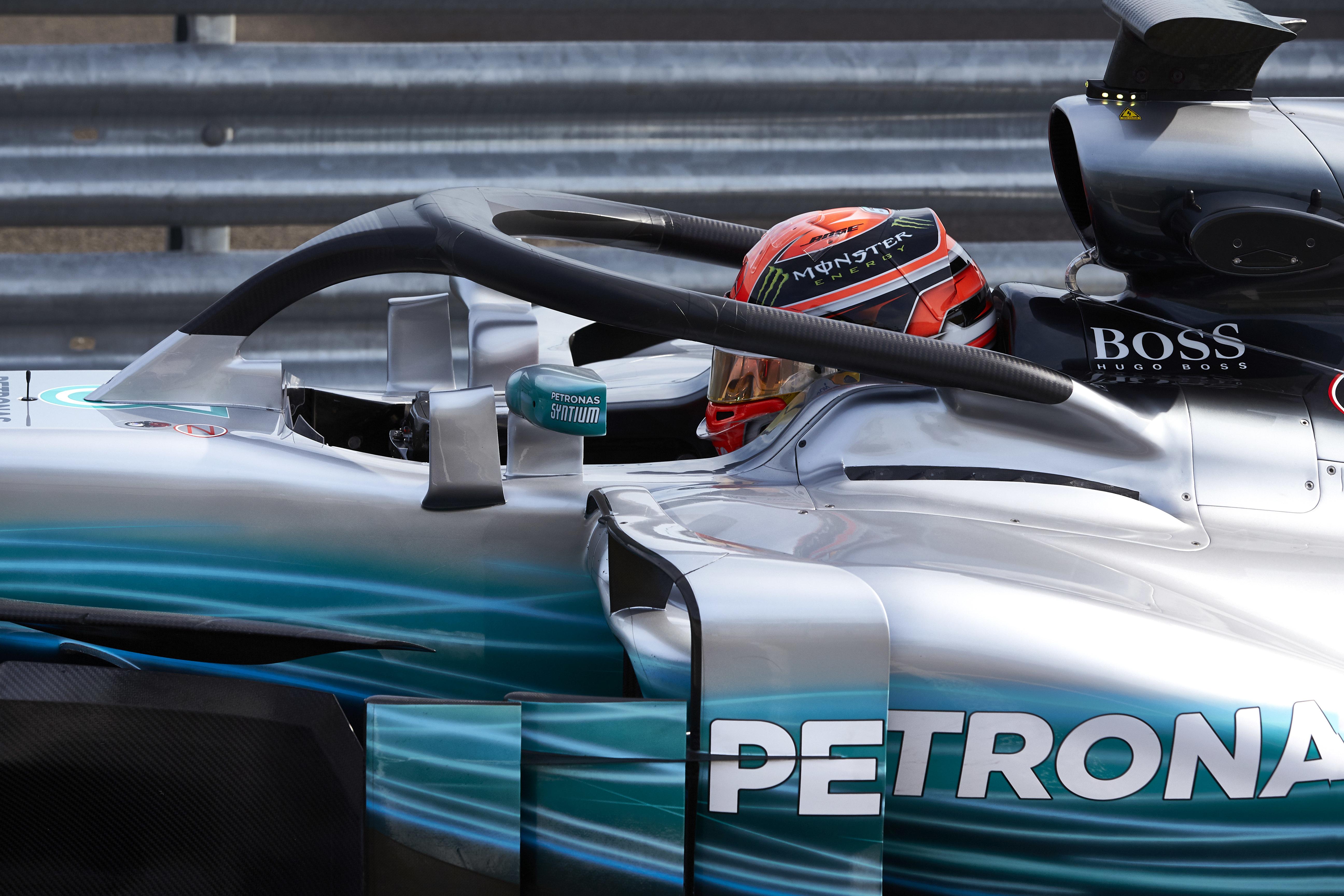 Halo Formula One - Mercedes-AMG Petronas Motorsport,