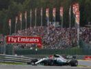 Formula One - Mercedes-AMG Petronas Motorsport, Belgian GP 2017. Lewis Hamilton