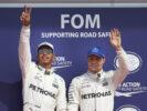 Formula One - Mercedes-AMG Petronas Motorsport, Belgian GP 2017. Lewis Hamilton, Valtteri Bottas