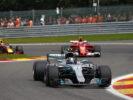 Formula One - Mercedes-AMG Petronas Motorsport, Belgian GP 2017. Valtteri Bottas
