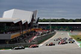 2018 F1 Schedule