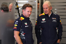 Marko claims Wolff is trying to create tension with his comments
