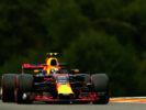 Max Verstappen Belgian GP F1/2017