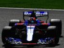 Daniil Kvyat Toro Rosso Belgian GP F1/2017