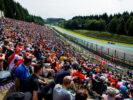 Fans at Belgian GP F1/2017