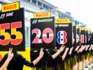 Pit girls Belgian GP F1/2017