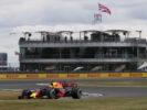 Pirelli Daniel Ricciardo Red Bull British GP F1 2017