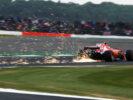 Kimi Raikkonen (FIN) Ferrari SF70-H at Formula One World Championship, Rd10, British Grand Prix, Qualifying, Silverstone, England,