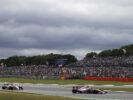 Pirelli Force India Sergio Perez and Esteban Ocon British GP F1 2017