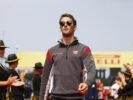 Romain Grosjean Haas Belgian GP F1 2017