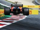 Stoffel Vandoorne McLaren Austrian GP F1 2017