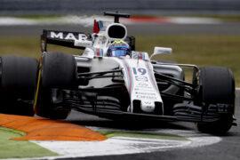 Felipe Massa, Williams FW40 Mercedes