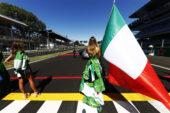 F1 Starting Grid 2020 Italian GP Race at Monza circuit