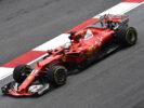 Sebastian Vettel Ferrari GP MALESIA F1/2017