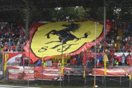 Ferrari Fans Monza GP ITALIA F1/2017