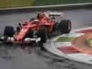 Kimi Raikkonen Ferrari Monza GP ITALIA F1/2017