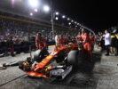 Sebastian Vettel GP SINGAPORE F1/2017