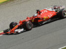 Ferrari Sebastian Vettel at Monza GP ITALIA F1/2017