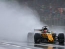Nico Hulkenberg (GER) Renault Sport F1 Team RS17. Italian Grand Prix, Saturday 2nd September 2017. Monza Italy.