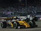 Jolyon Palmer (GBR) Renault Sport F1 Team RS17. Singapore Grand Prix, Sunday 17th September 2017. Marina Bay Street Circuit, Singapore.