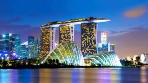Marina Bay circuit perfect lap guide
