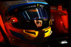 Autodromo Nazionale di Monza, Italy 2017. Fernando Alonso, McLaren.