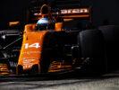 Marina Bay Circuit, Marina Bay, Singapore. F1 2017, Fernando Alonso McLaren.