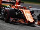 Autodromo Nazionale di Monza, Italy 2017. Stoffel Vandoorne, McLaren MCL32 Honda.