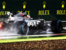 Autodromo Nazionale di Monza, Italy 2017. Romain Grosjean, Haas VF-17.