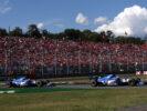 Marcus Ericsson (SWE), Sauber F1 Team. Pascal Wehrlein (D), Sauber F1 Team. Autodromo di Monza. Italian GP Race