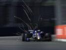 Pascal Wehrlein (D), Sauber F1 Team. Marina Bay Street Circuit Singapore GP F1 2017