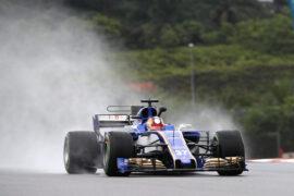 Charles Leclerc (MON) Sauber F1 Team. Sepang International Circuit Malaysian GP F1/2017.