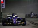 Marcus Ericsson (SWE) Sauber F1 Team. Marina Bay Street Circuit. Singapore GP 2017