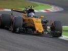 Jolyon Palmer (GBR) Renault Sport F1 Team RS17. Italian Grand Prix 2017. Monza Italy.