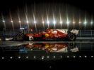 Kimi Raikkonen Ferrari Singapore GP F1 2017