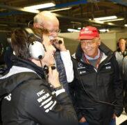 Formula One - Mercedes-AMG Petronas Motorsport, Italian GP 2017. Niki Lauda
